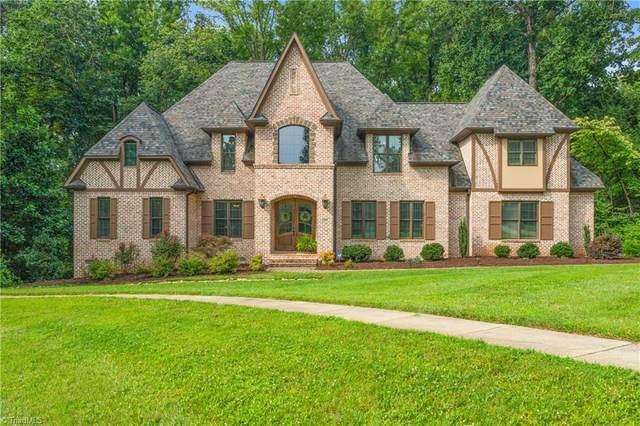 5807 Henson Farm Road, Summerfield, NC 27358 (MLS #1034520) :: Ward & Ward Properties, LLC