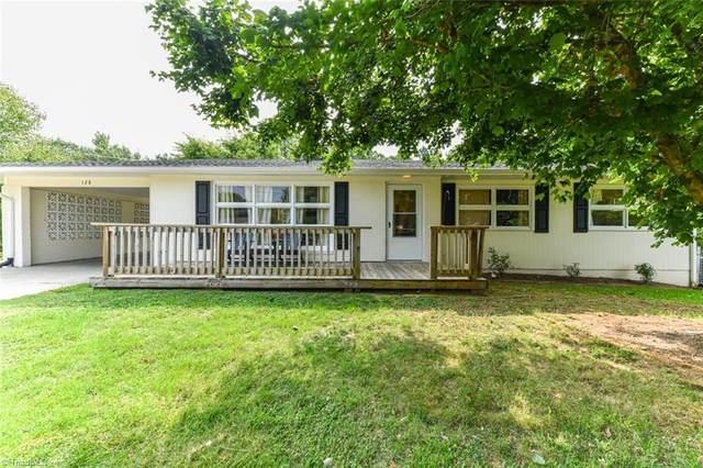 128 Lakeview Circle, Thomasville, NC 27360 (MLS #1034556) :: Team Nicholson