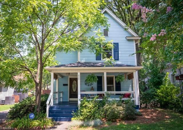 820 Wharton Street, Greensboro, NC 27401 (MLS #1034576) :: Ward & Ward Properties, LLC
