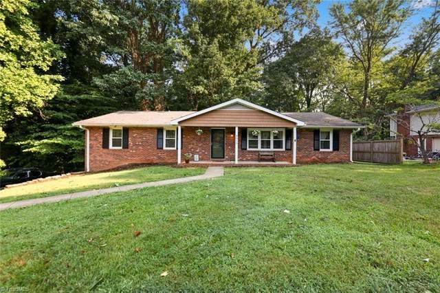 8015 Linkner Lane, Lewisville, NC 27023 (MLS #1034579) :: Hillcrest Realty Group