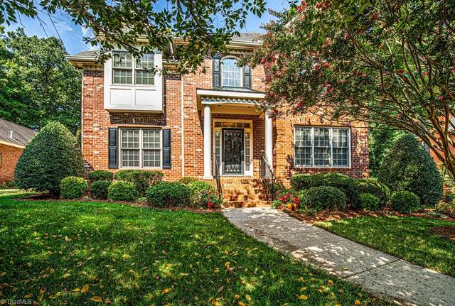243 Broadmoor Drive, Advance, NC 27006 (MLS #1034757) :: Ward & Ward Properties, LLC