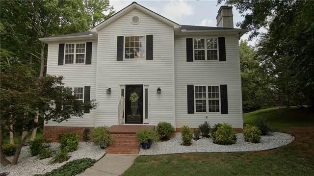 425 Saddlebrook Circle, Lewisville, NC 27023 (MLS #1034778) :: Ward & Ward Properties, LLC