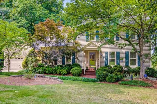 3309 High Ridge Court, Greensboro, NC 27410 (MLS #1034790) :: Ward & Ward Properties, LLC