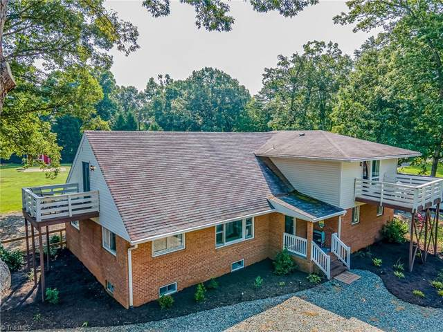 7000 Spencer Dixon Road, Greensboro, NC 27455 (MLS #1034885) :: Witherspoon Realty