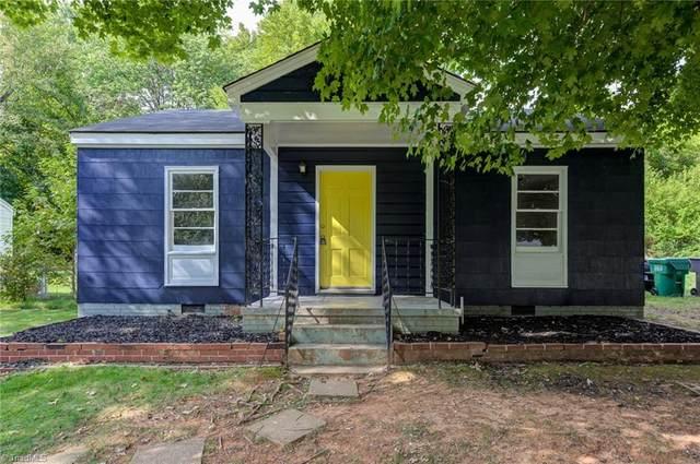 2407 Williams Avenue, High Point, NC 27262 (MLS #1034936) :: Ward & Ward Properties, LLC