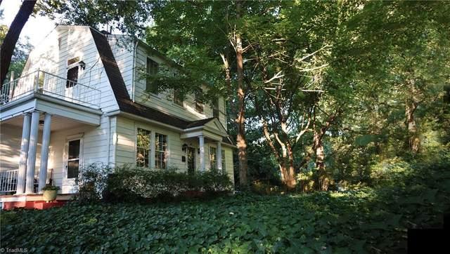 28 W Banner Avenue, Winston Salem, NC 27127 (MLS #1035011) :: Ward & Ward Properties, LLC