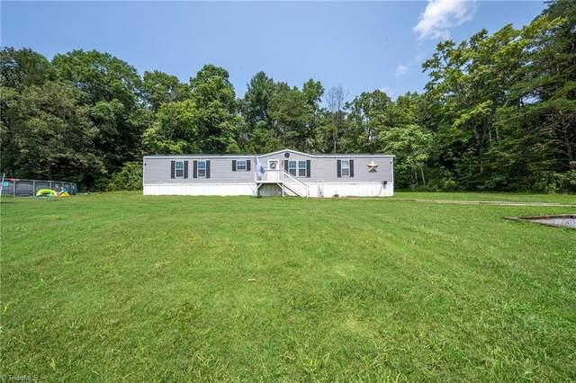 1134 Piney Branch Lane, Yadkinville, NC 27055 (MLS #1035096) :: Ward & Ward Properties, LLC