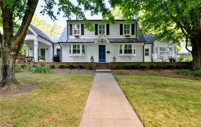 1809 Runnymede Road, Winston Salem, NC 27104 (MLS #1035148) :: Ward & Ward Properties, LLC