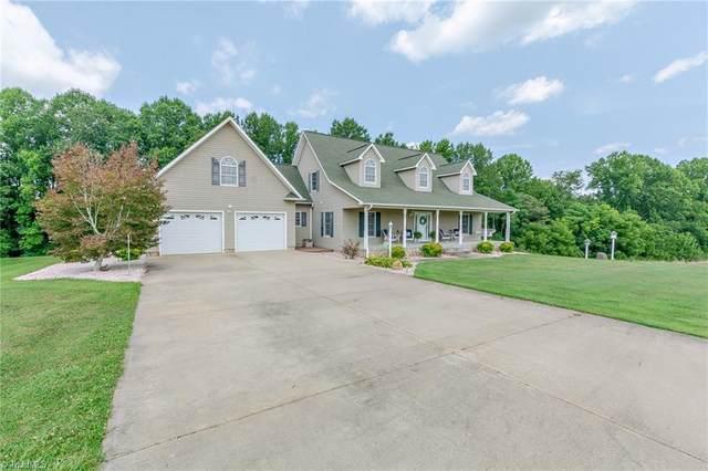 187 Circle Ridge Drive, Dobson, NC 27017 (MLS #1035189) :: Hillcrest Realty Group