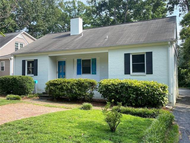 1415 Seminole Drive, Greensboro, NC 27408 (MLS #1036394) :: Hillcrest Realty Group