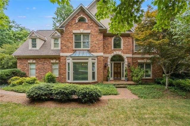 3703 Timberoak Drive, Greensboro, NC 27410 (MLS #1036398) :: Ward & Ward Properties, LLC