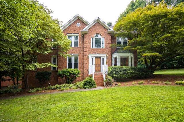 2228 Meadow Hill Road, Winston Salem, NC 27106 (MLS #1036488) :: Ward & Ward Properties, LLC
