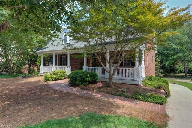 1008 Westminster Drive, Greensboro, NC 27410 (MLS #1036531) :: Ward & Ward Properties, LLC