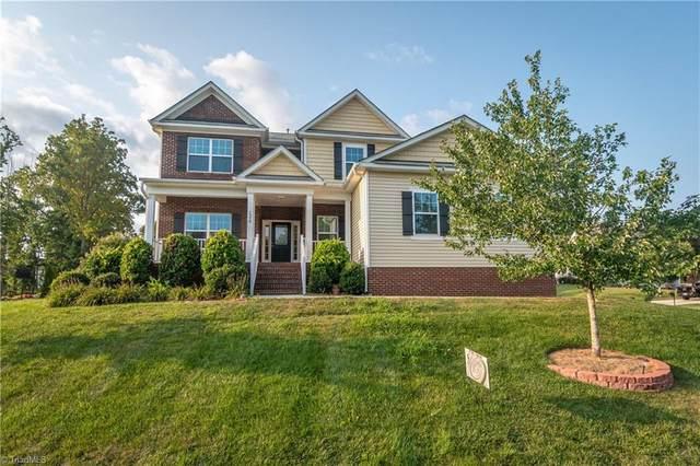 7576 Fintry Drive, Greensboro, NC 27409 (MLS #1036587) :: Berkshire Hathaway HomeServices Carolinas Realty