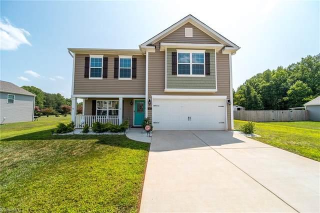 147 Sawyer Lane, Lexington, NC 27295 (MLS #1036605) :: Ward & Ward Properties, LLC