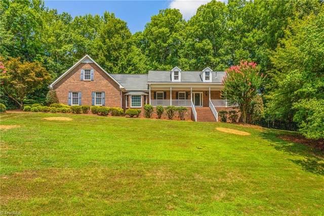 163 Laurel Wood Drive, Eden, NC 27288 (MLS #1036808) :: Ward & Ward Properties, LLC