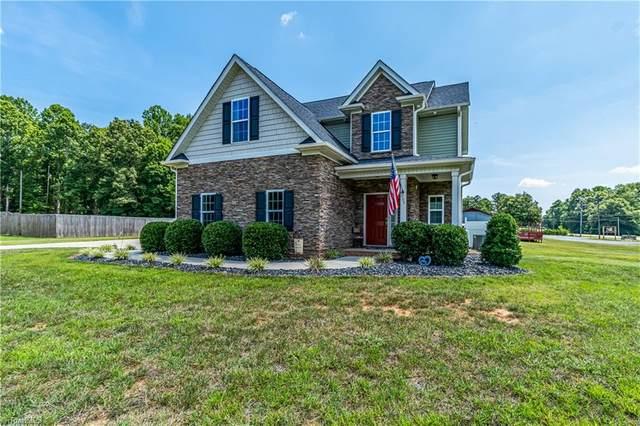 4005 Mackenzie Drive, Haw River, NC 27258 (MLS #1036859) :: Ward & Ward Properties, LLC
