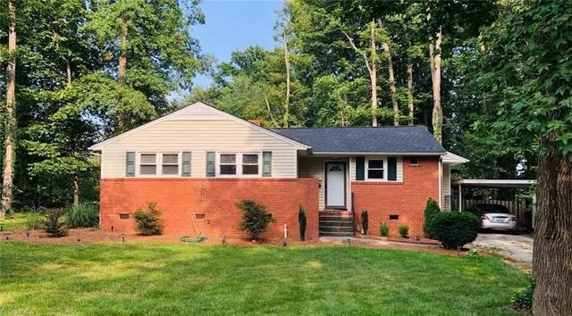 610 Elam Avenue, Greensboro, NC 27408 (MLS #1036915) :: Hillcrest Realty Group