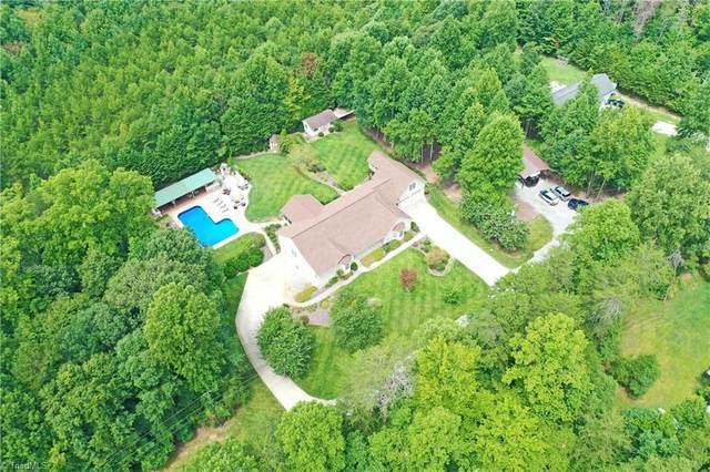 667 Spring Drive Extension, Winston Salem, NC 27107 (MLS #1036918) :: Ward & Ward Properties, LLC