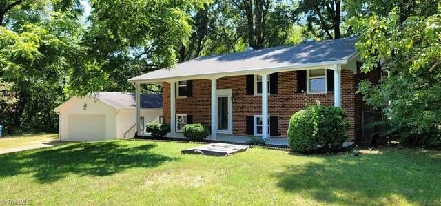 7507 Addison Drive, Summerfield, NC 27358 (#1037318) :: Premier Realty NC