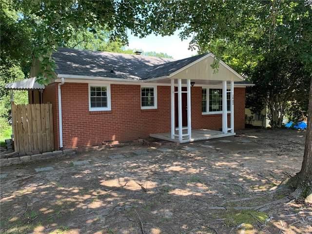 1402 N Hamilton Street, High Point, NC 27262 (MLS #1037328) :: Hillcrest Realty Group
