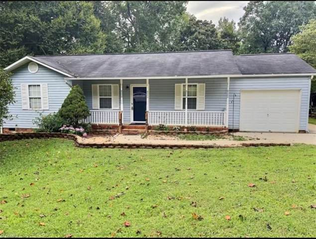 451 Woodland Avenue, Lexington, NC 27295 (MLS #1037623) :: Ward & Ward Properties, LLC