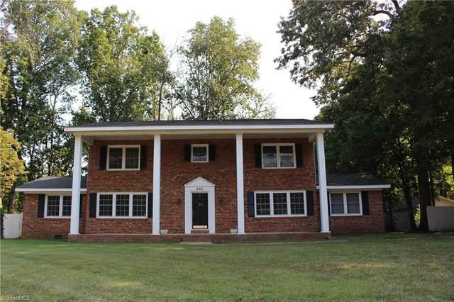 200 Taft Street, Eden, NC 27288 (MLS #1037883) :: Ward & Ward Properties, LLC
