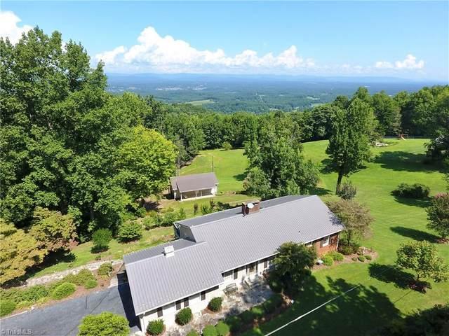 4578 Brushy Mountain Road, Moravian Falls, NC 28654 (MLS #1038174) :: Ward & Ward Properties, LLC