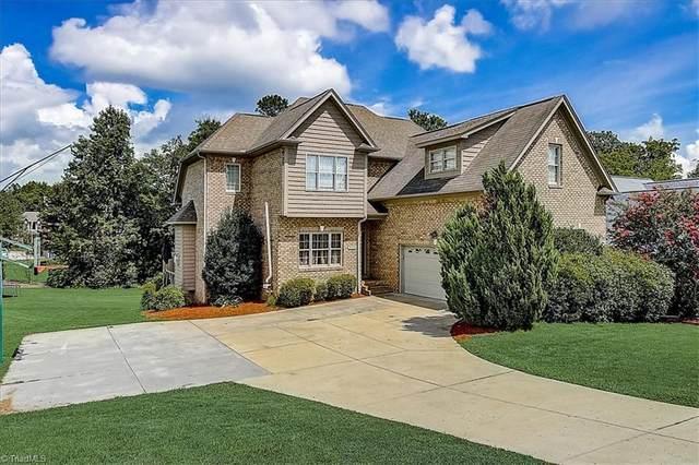 213 Red Hawk Lane, Winston Salem, NC 27107 (MLS #1038330) :: Berkshire Hathaway HomeServices Carolinas Realty