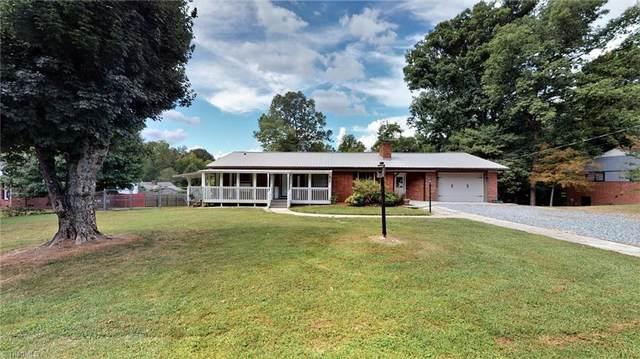 919 Overbrook Drive, Thomasville, NC 27360 (MLS #1038876) :: Ward & Ward Properties, LLC