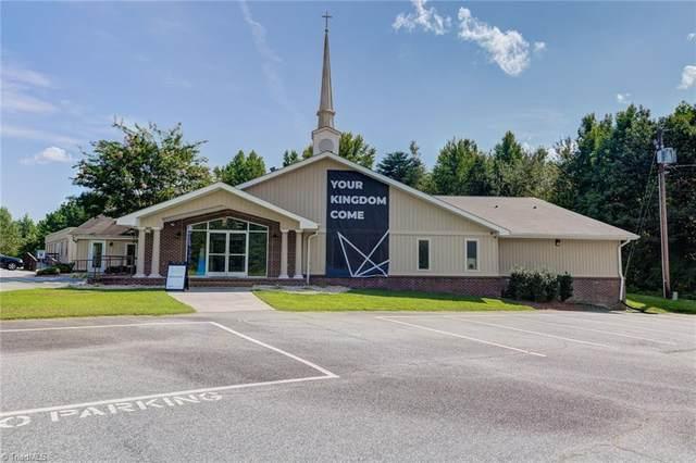1709 Vernondale Road, Greensboro, NC 27406 (MLS #1038888) :: Berkshire Hathaway HomeServices Carolinas Realty