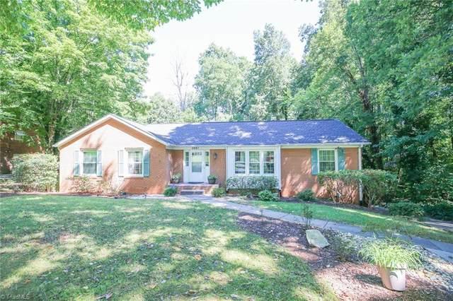 5021 Eastwin Drive, Winston Salem, NC 27104 (#1039040) :: Mossy Oak Properties Land and Luxury