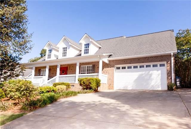 401 Daniel Paul Drive, Archdale, NC 27263 (MLS #1039187) :: Ward & Ward Properties, LLC