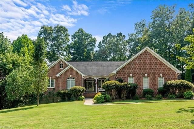 849 Rivers Edge Drive, Graham, NC 27253 (MLS #1039329) :: Ward & Ward Properties, LLC