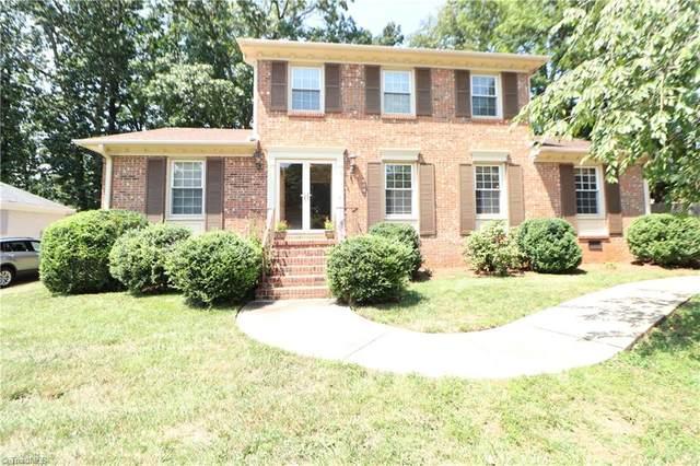 1723 Aftonshire Drive, Greensboro, NC 27410 (MLS #1039505) :: Berkshire Hathaway HomeServices Carolinas Realty