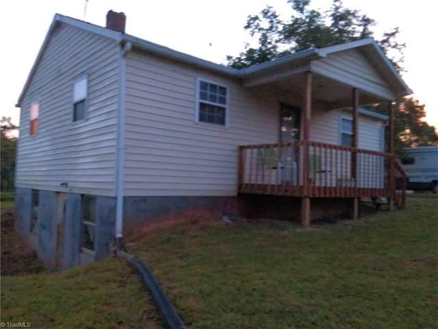 451 Cook Road, Ronda, NC 28670 (MLS #1039676) :: Ward & Ward Properties, LLC