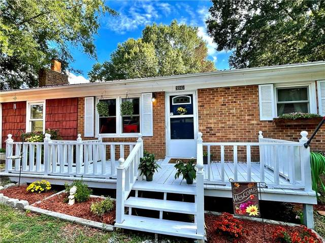 3947 Pearl Avenue, Sophia, NC 27350 (MLS #1039746) :: Ward & Ward Properties, LLC