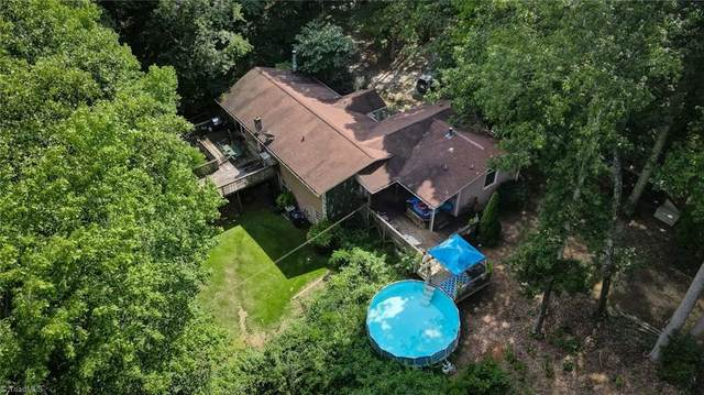 3401 Oak Ridge Road, Summerfield, NC 27358 (MLS #1040304) :: Berkshire Hathaway HomeServices Carolinas Realty