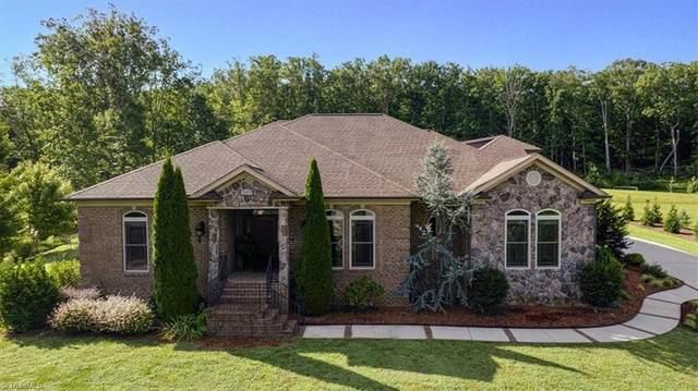 209 Yardarm Court, Stokesdale, NC 27357 (MLS #1040447) :: Ward & Ward Properties, LLC