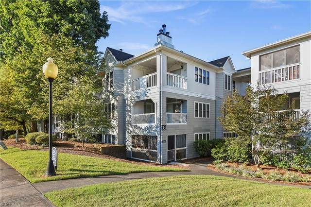 229 Oakwood Court, Winston Salem, NC 27103 (MLS #1040450) :: Ward & Ward Properties, LLC