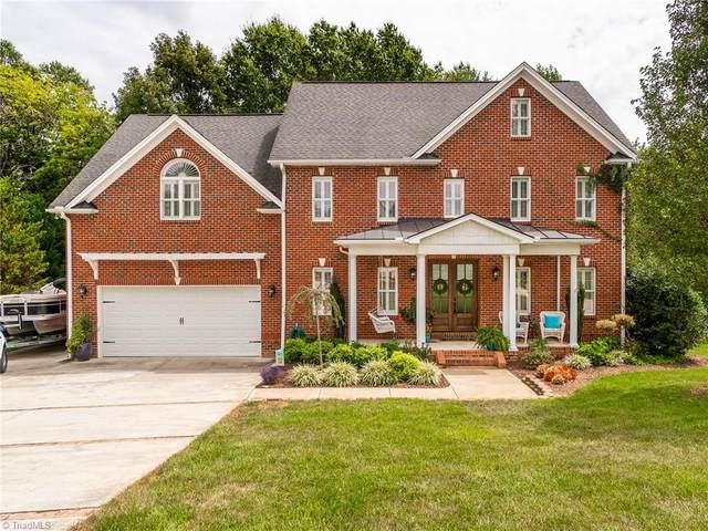 2304 Churchill Drive, Burlington, NC 27215 (MLS #1040592) :: Ward & Ward Properties, LLC