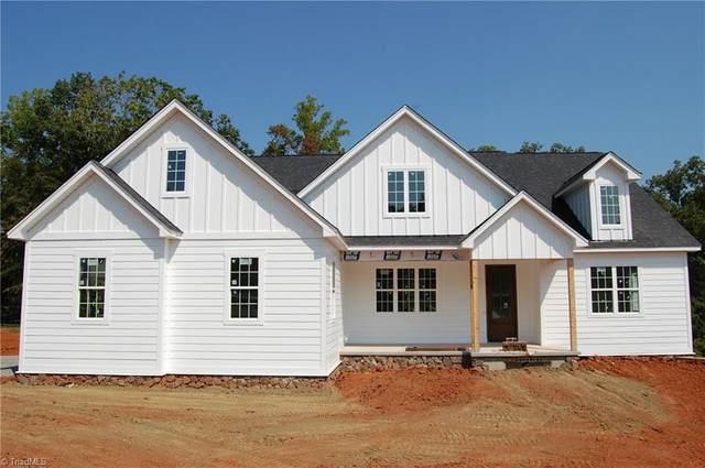 159 Lantern Drive, Advance, NC 27006 (MLS #1040596) :: Ward & Ward Properties, LLC