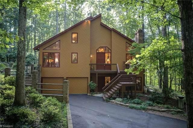 5417 Rambling Road, Greensboro, NC 27409 (MLS #1040816) :: Berkshire Hathaway HomeServices Carolinas Realty
