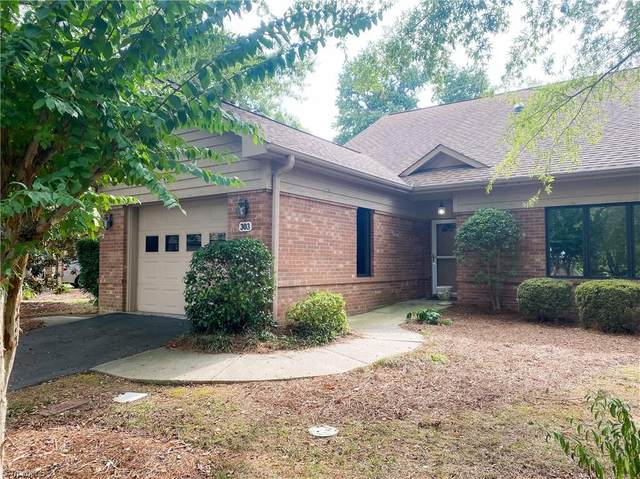 303 Hollybrook Drive, Advance, NC 27006 (MLS #1040886) :: Hillcrest Realty Group