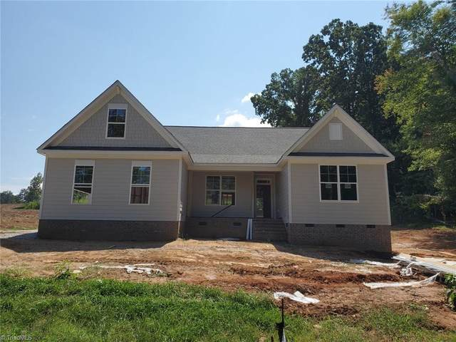 1215 Wolfshiem Drive, Greensboro, NC 27455 (MLS #1040990) :: Ward & Ward Properties, LLC