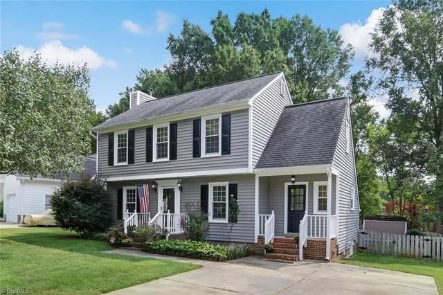 4901 Chimney Springs Drive, Greensboro, NC 27407 (MLS #1041045) :: Ward & Ward Properties, LLC