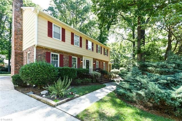 1002 Canonero Drive, Greensboro, NC 27410 (MLS #1041093) :: Ward & Ward Properties, LLC