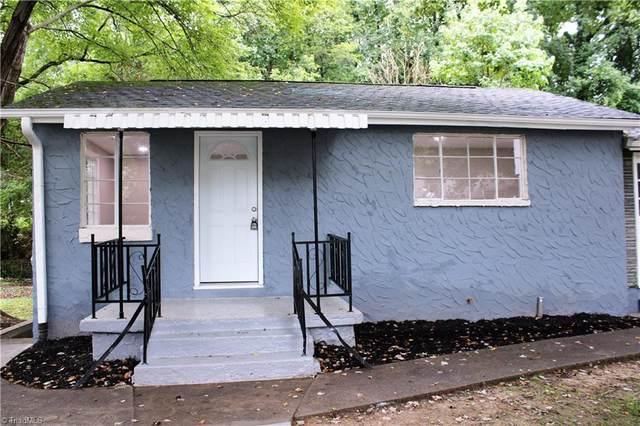 312 Peden Street, Winston Salem, NC 27105 (MLS #1041314) :: Ward & Ward Properties, LLC