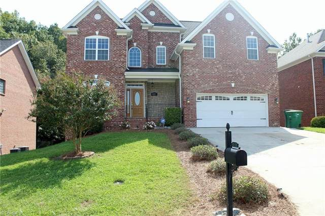 821 Boyer Drive, Clemmons, NC 27012 (MLS #1041589) :: Hillcrest Realty Group