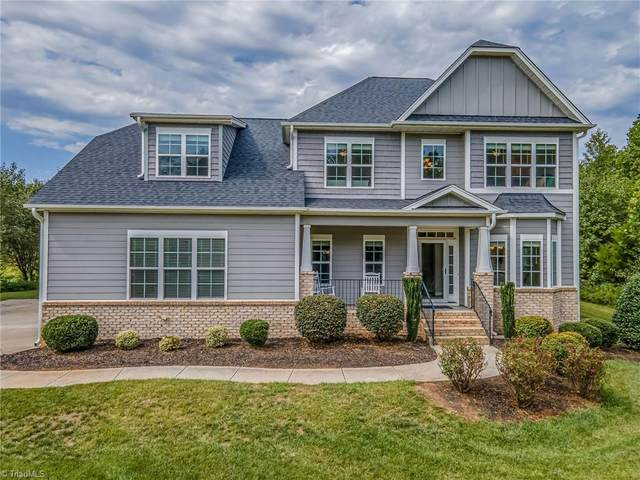 8419 Exmoor Trace, Browns Summit, NC 27214 (MLS #1041590) :: Ward & Ward Properties, LLC